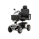 escúter eléctrico 4 ruedas / con cesto