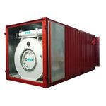 cámara hiperbárica descompresión / contenedorizada / multiplaza