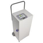 sistema de tratamiento de agua de hemodiálisis