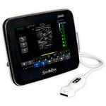 ecógrafo portátil / para ecografía con anestesia y en cuidados intensivos / blanco y negro / Doppler-color