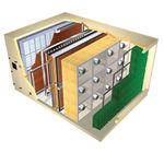 central de tratamiento de aire modular