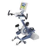 pedaleador de ejercicio brazos y piernas / con asiento