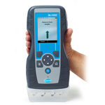 analizador de calidad del agua / portátil / digital