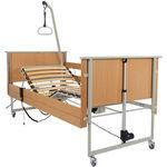 cama para asistencia domiciliaria / médica / eléctrica / ajustable en altura