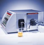 automuestreador para viscosímetros / con pantalla táctil / de alto rendimiento / de mesa
