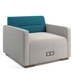 sillón para sala de espera