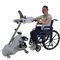 pedaleador de ejercicio brazos y piernas