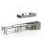 mesa de autopsia / de disección / rectangular / móvilmedifa GmbH & Co. KG.