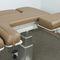 mesa de exploración para ecocardiografía / eléctrica / de altura variable / con ruedas