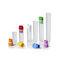 tubo de muestras de laboratorio