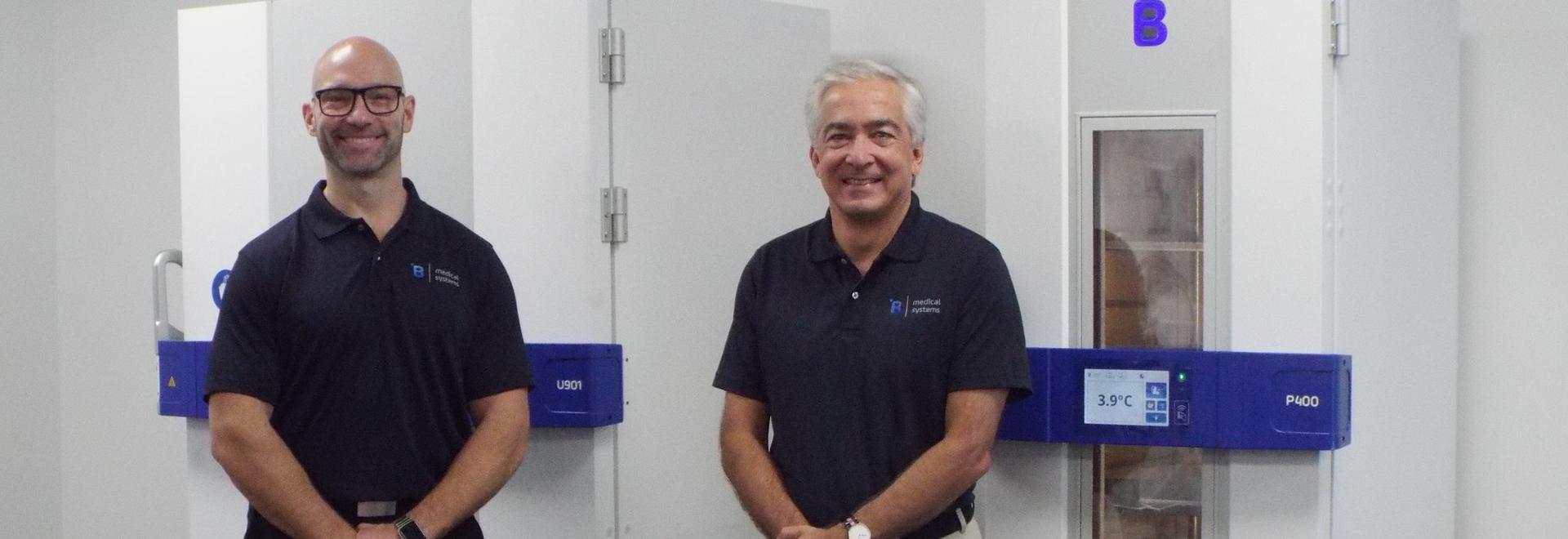 B Medical Systems abre oficinas de venta y almacén en Indiana