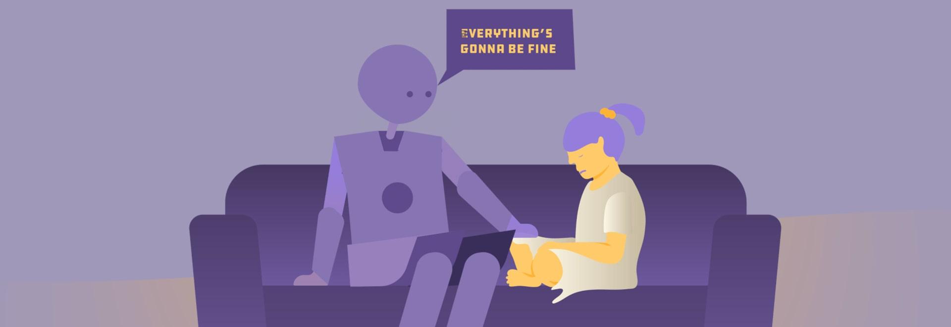 De las cirugías a la compañía: El lugar de los robots en el cuidado de la salud