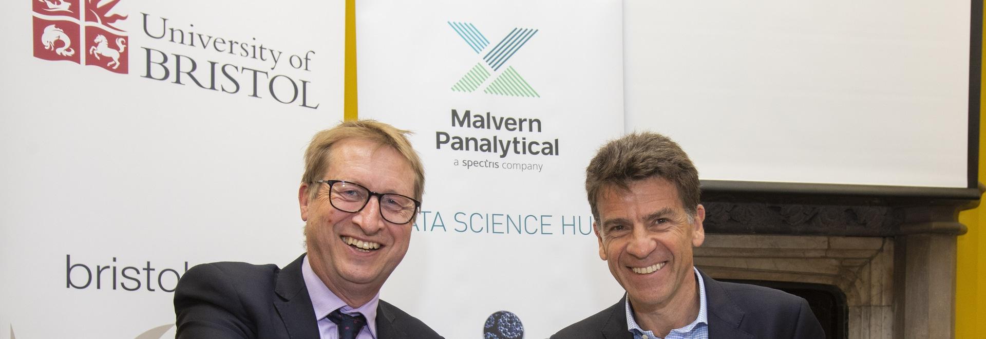 Colaboración entre la Universidad de Bristol y Malvern Panalytical para impulsar la experiencia en ciencia de datos y tecnologías digitales