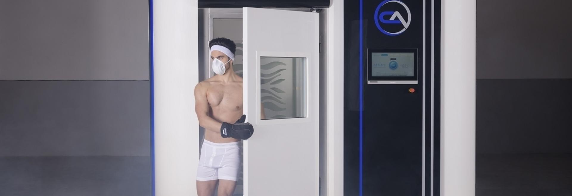 La exposición de la piel a temperaturas extremadamente frías provoca una serie de reacciones fisiológicas que ayudan al organismo a repararse y revigorizarse