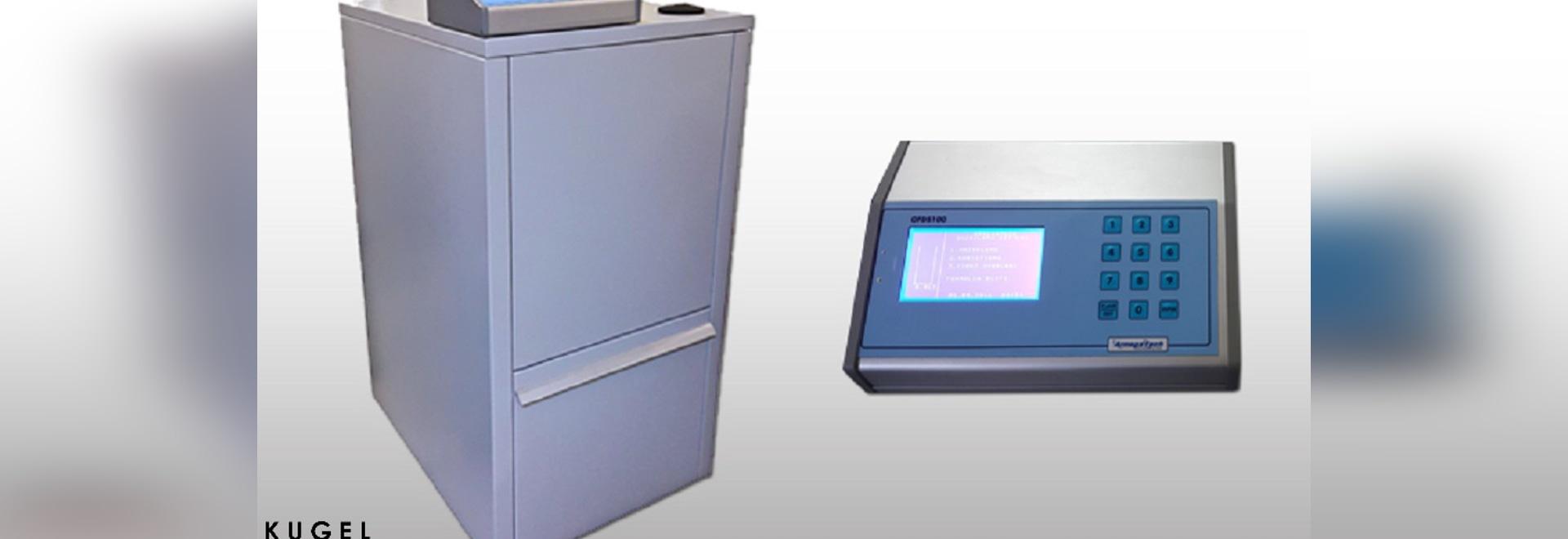 Innovaciones @MEDICA: Estación de mezcla completamente automatizada