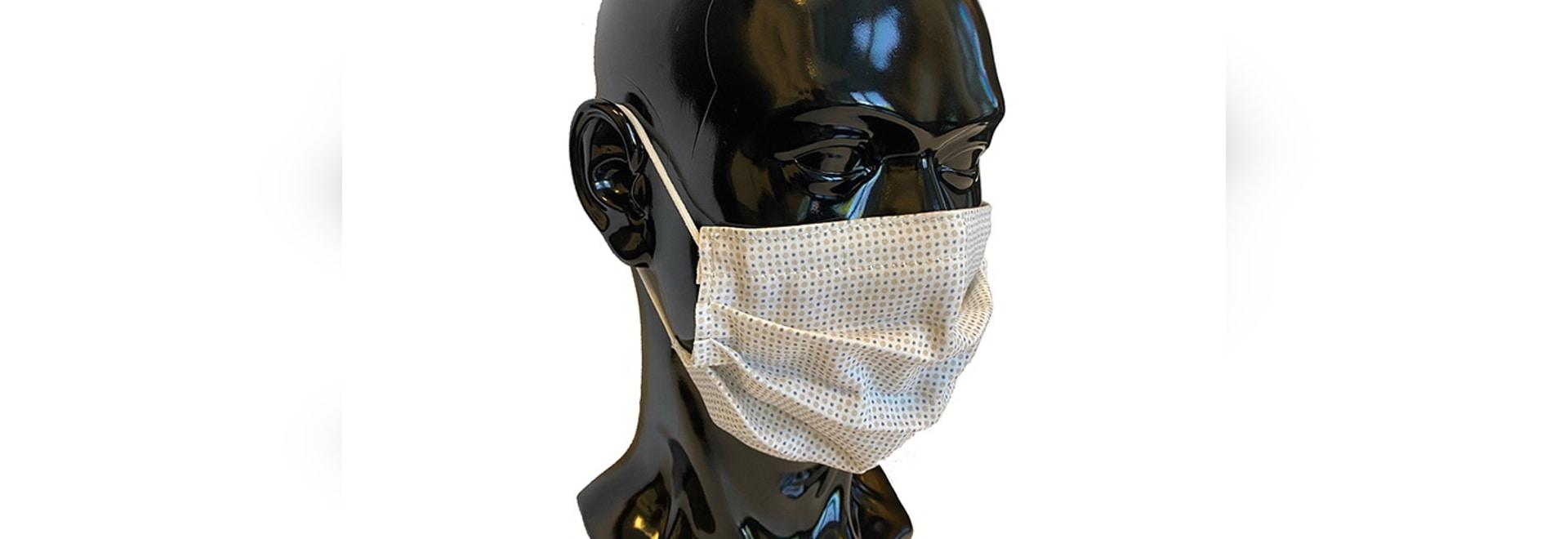 Máscaras faciales eléctricas antivirales