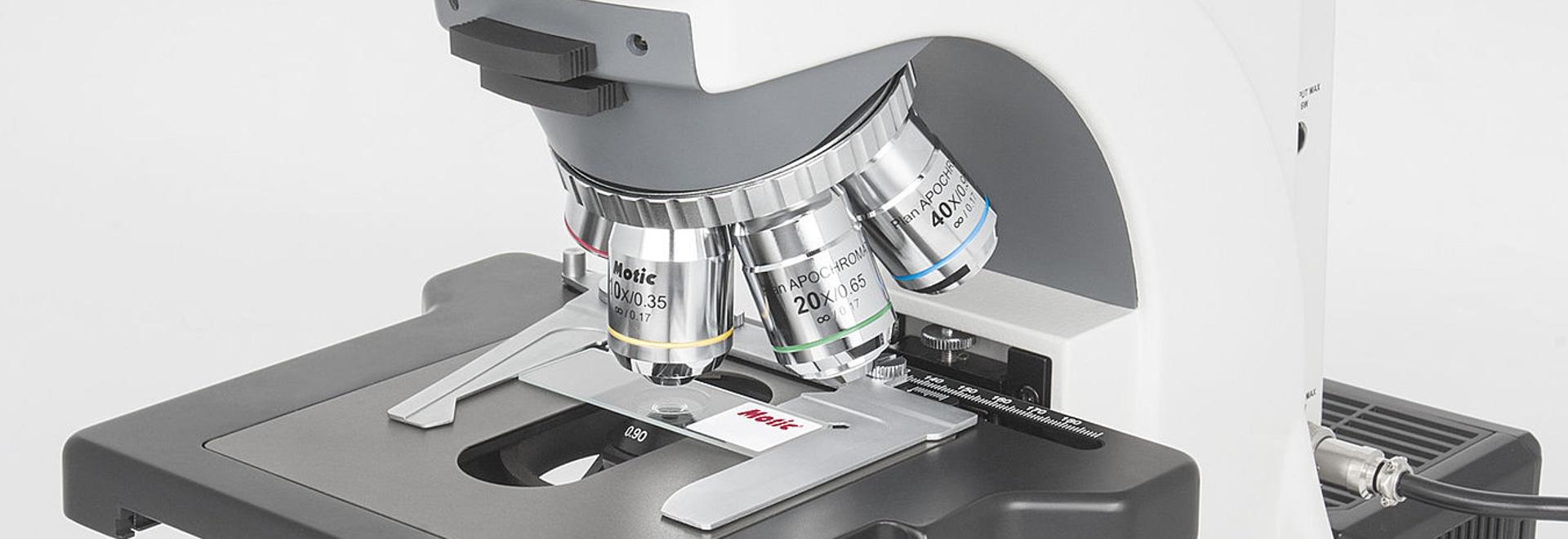 Los microscopios de Motic lanzan el BA410E nuevo para los usos biomédicos