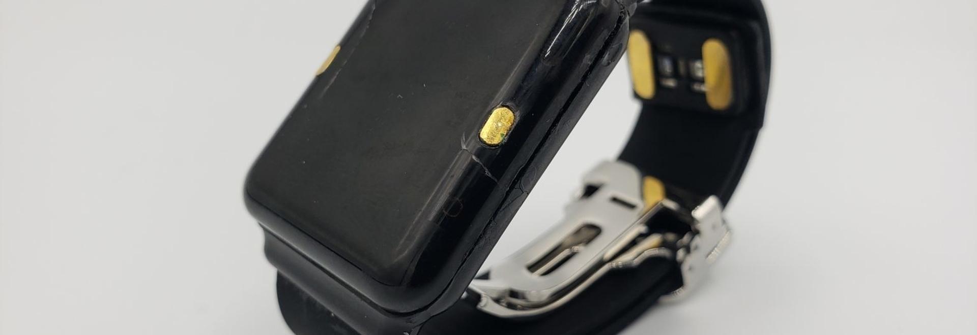 Monitor de glucosa portátil 24 horas al día y sin agujas en el CES 2021