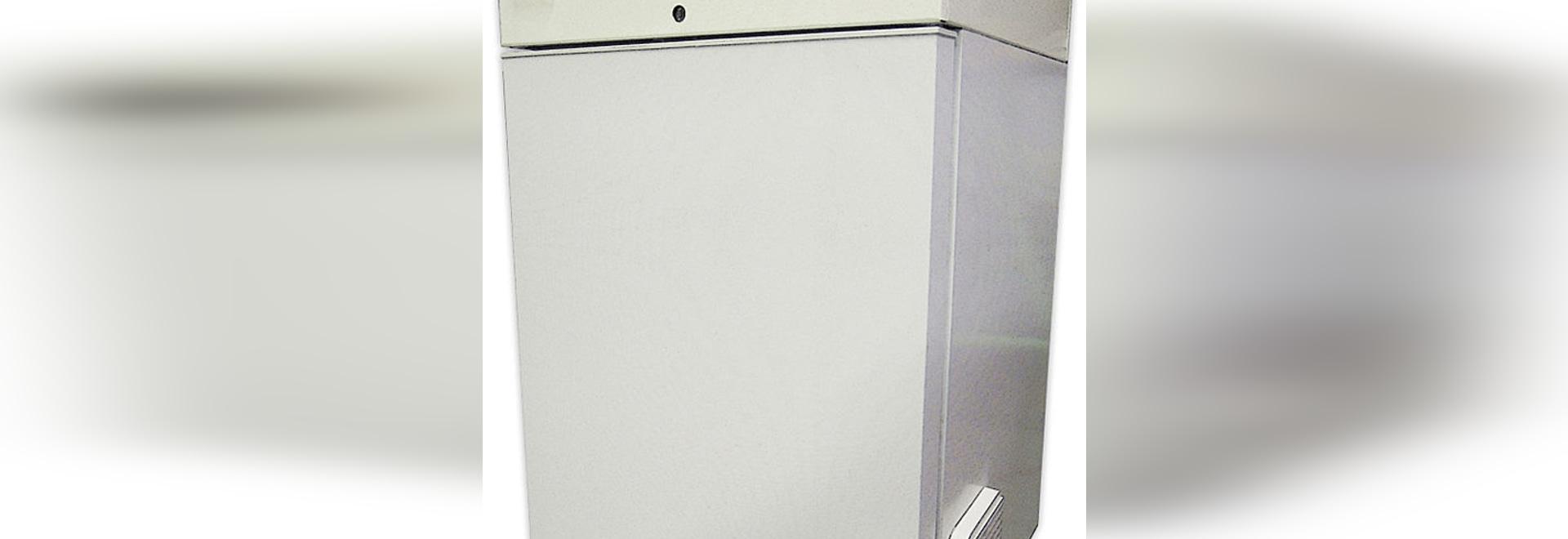Refrigeradores del laboratorio con el sistema del vapor de la extracción