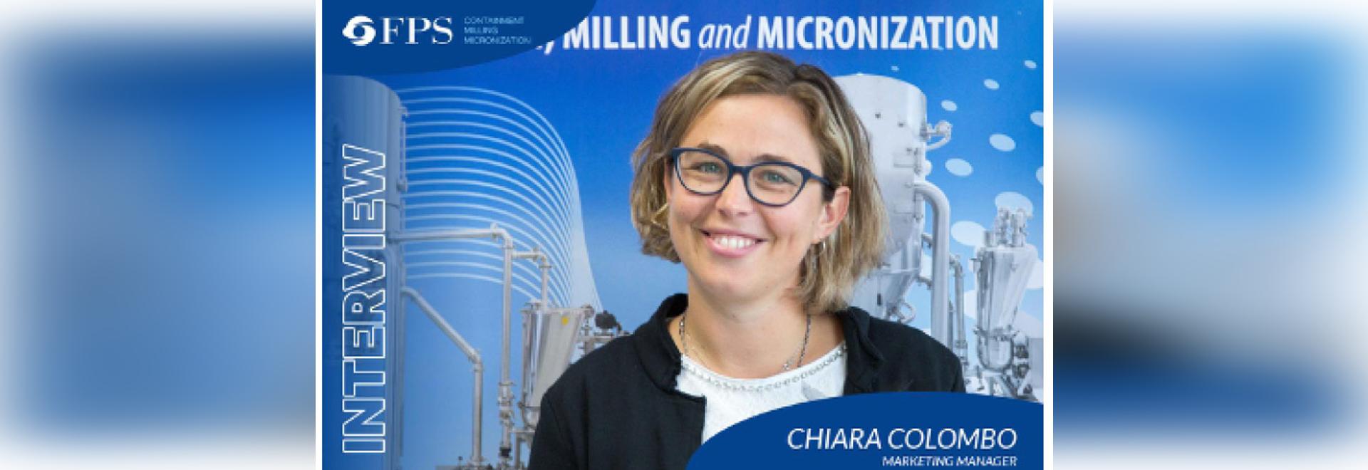 Sra. Chiara Colombo - Gerente de Marketing de FPS