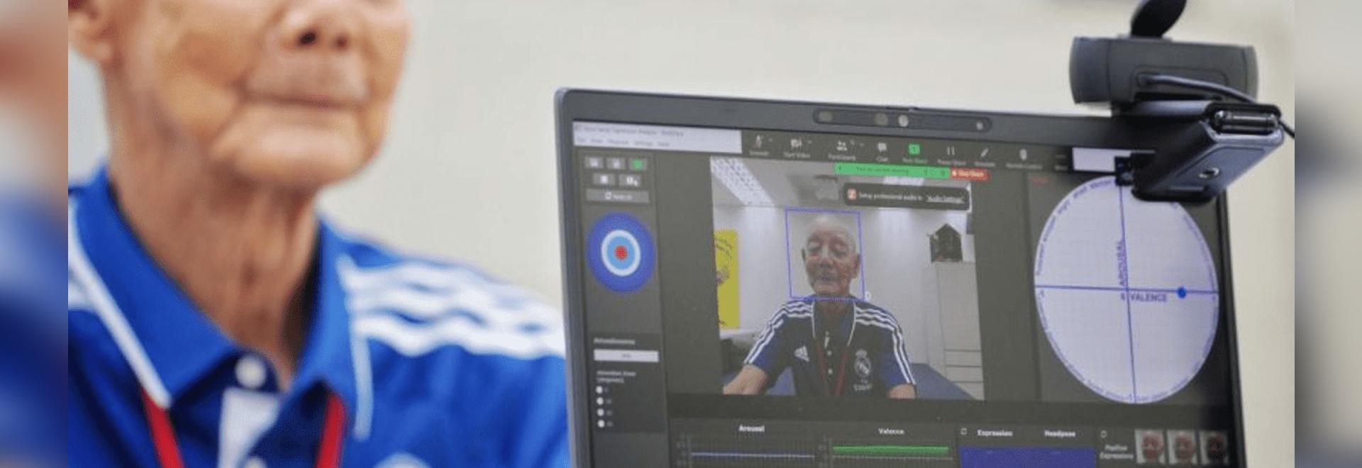 La tecnología de análisis de las emociones impulsada por la IA ayudará a diagnosticar los problemas de salud mental de las personas mayores en Singapur