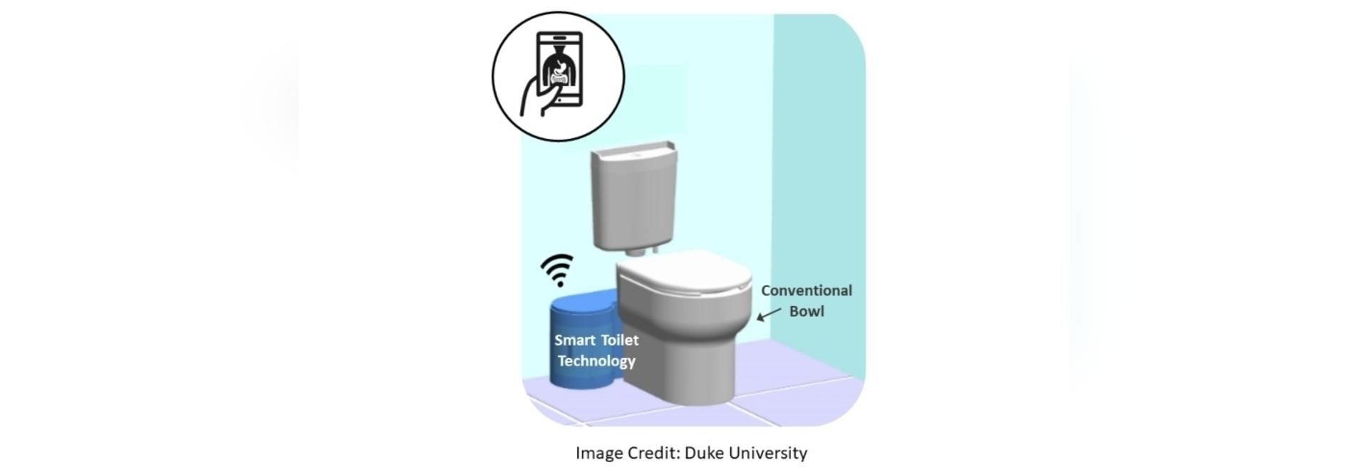 Vigilancia de enfermedades con cada descarga: Presentación del inodoro inteligente