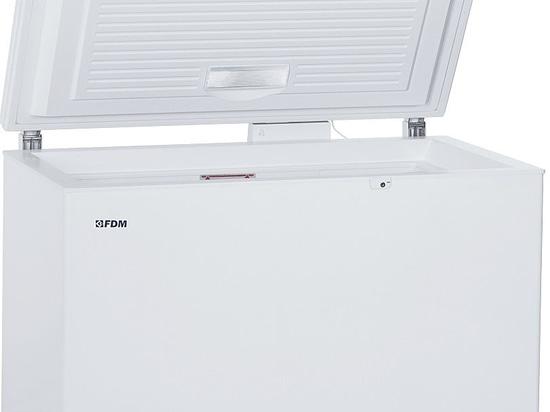 Congelador del laboratorio/pecho/a baja temperatura/1 puerta