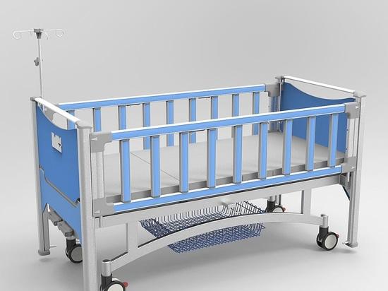 Cama 2015 del cuidado de los niños del hospital