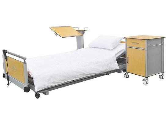 Cama casera ultra baja del cuidado de la clínica de reposo del hospital