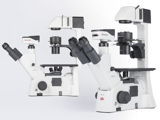 Los microscopios de Motic presentan el AE31E nuevo para la microbiología