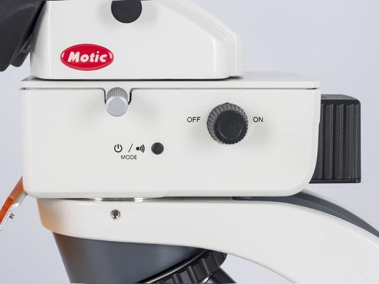 Los microscopios de Motic presentan el Epi-LED S, el nuevo sistema de la fluorescencia del LED