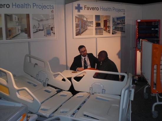 Salud 2016 de África