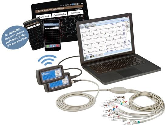Nasiff CardioCard Mobile™
