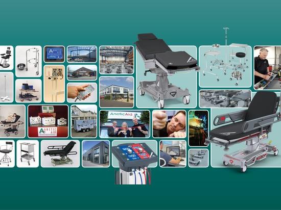 Productos y momentos dominantes en 40 años de la ayuda anética