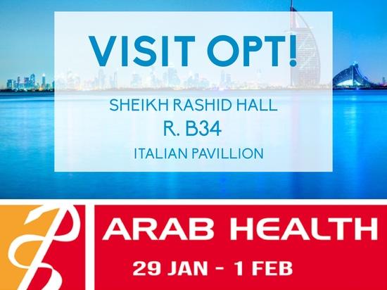 OPT en la salud árabe Dubai