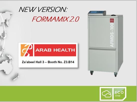 Nueva versión: Formamix 2,0
