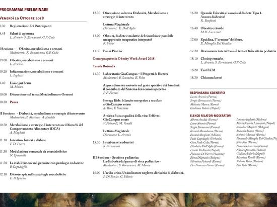 Programa de la conferencia