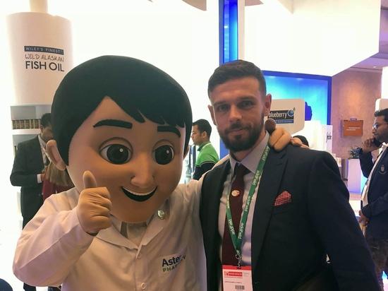Primera jornada en la salud árabe 2018 en Dubai