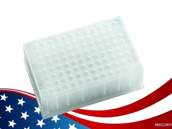 El lanzamiento los E.E.U.U. de Porvair fabricó el almacenamiento Microplate de la muestra
