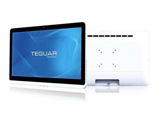 "Teguar's 22"" todo en uno Medical Comptuer TM-5557-22"