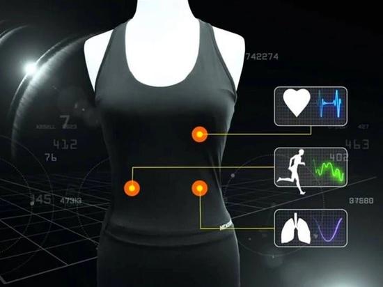 Una camisa inteligente que mide la función pulmonar