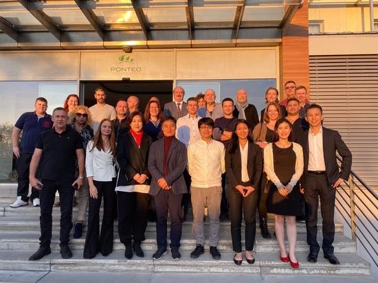 Segunda reunión anual de distribuidores de Cryomed