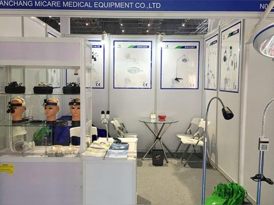 Feria Internacional de Equipos Dentales CDS de Shanghai