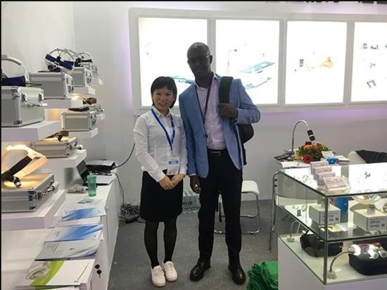 La 80ª Feria Internacional de Equipos Médicos de China (CMEF Otoño 2018)