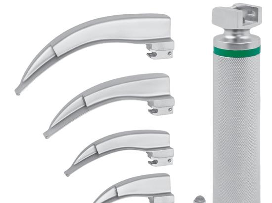 Laringoscopio integrado reutilizable