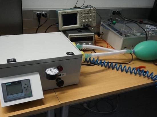 Investigadores españoles desarrollan un nuevo ventilador en medio de la pandemia