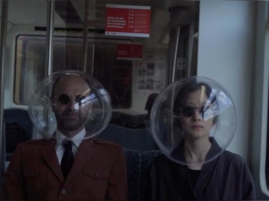 Aislado por burbujas de plástico: iSphere es un dispositivo de protección facial de código abierto