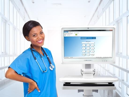 Carros de la computadora médica: Tecnología esencial de telesalud