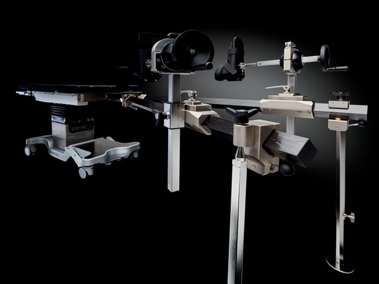 Nuevo dispositivo de extensión para la mesa de operaciones DIAMOND