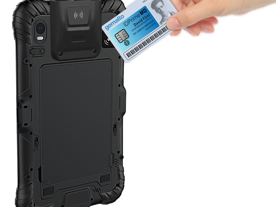 8'' Tableta impermeable ultra resistente